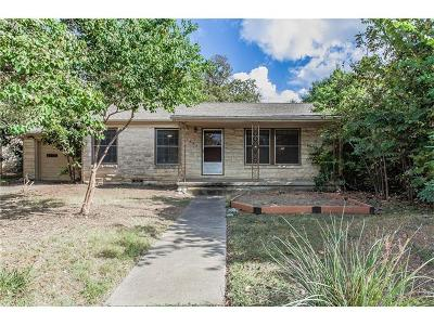 Austin TX Single Family Home Sold: $349,000