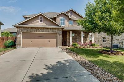 Cedar Park Single Family Home For Sale: 1805 Golden Arrow Ave