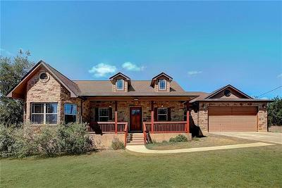 Dripping Springs Single Family Home For Sale: 10213 Twin Lake Loop