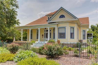 Seguin Single Family Home For Sale: 520 N Milam St