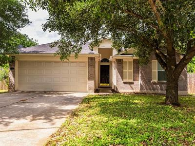 Austin TX Single Family Home For Sale: $209,000