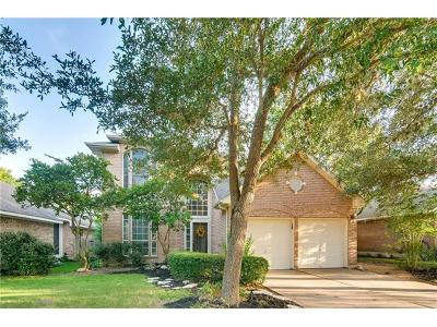 Hays County, Travis County, Williamson County Single Family Home For Sale: 7113 Ridge Oak Rd