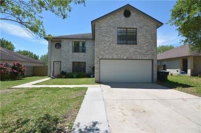 Kyle Single Family Home For Sale: 530 Fairfield Dr