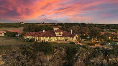Single Family Home For Sale: 24207 Pedernales Canyon Trl