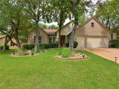 Georgetown TX Single Family Home For Sale: $339,500