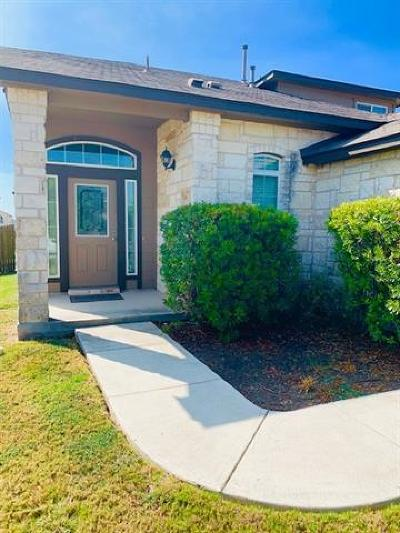 San Marcos Single Family Home For Sale: 214 Linden Ln