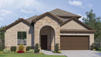 Pflugerville Single Family Home For Sale: 18320 Cercina Trl
