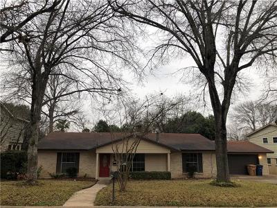 Austin Single Family Home For Sale: 1000 Rocky Spring Rd