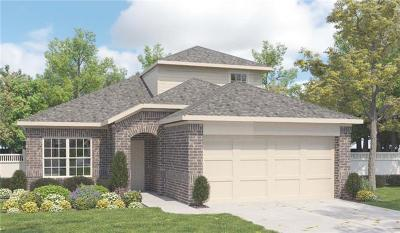 Leander Single Family Home For Sale: 401 Lewisville Ln
