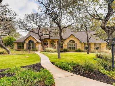 Dripping Springs Single Family Home Pending - Taking Backups: 164 Lone Wolf Ct