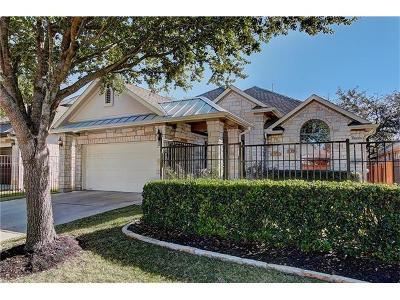 Cedar Park Single Family Home Pending - Taking Backups: 3004 Heathmount Dr