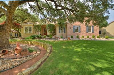 Georgetown Single Family Home For Sale: 106 Stockman Trl