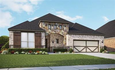 Pflugerville Single Family Home For Sale: 19224 Burrowbridge Rd