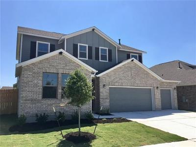 Hutto Single Family Home For Sale: 102 Skylark Ln