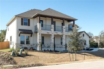 Dripping Springs TX Single Family Home For Sale: $743,900