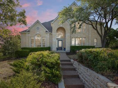 Austin Single Family Home For Sale: 9700 Big View Dr