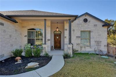 Dripping Springs Single Family Home For Sale: 17205 Deer Creek Skyview