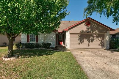 Hutto Single Family Home Pending - Taking Backups: 207 Willowbrook Dr