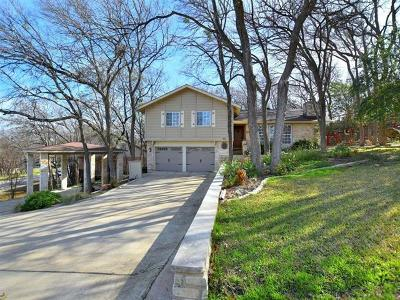 Round Rock Single Family Home For Sale: 201 Deerfoot Dr