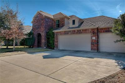Pflugerville Single Family Home For Sale: 2812 Sixpence Ln