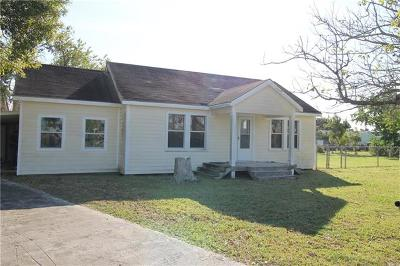Refugio County, Goliad County, Karnes County, Wilson County, Lavaca County, Colorado County, Jackson County, Calhoun County, Matagorda County Single Family Home For Sale: 101 S Main St