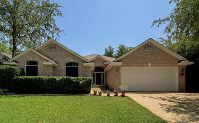 Cedar Park Single Family Home For Sale: 2804 Primwood Path
