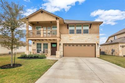 New Braunfels Single Family Home For Sale: 308 Escarpment Oak