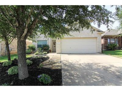 Leander TX Single Family Home Pending: $236,000