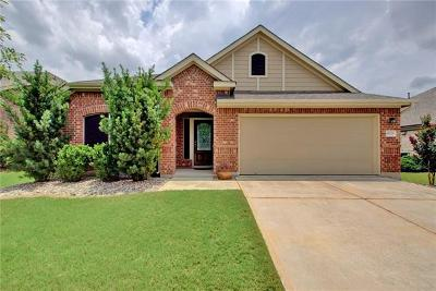 Pflugerville Single Family Home For Sale: 18729 Derby Hill Ln