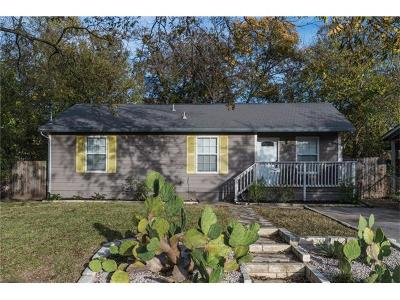 Austin Single Family Home Pending - Taking Backups: 2105 Maple Ave