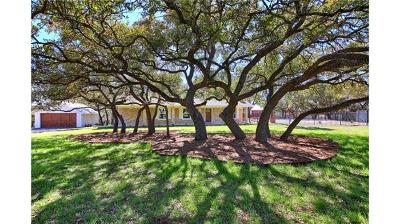 Cedar Park Single Family Home For Sale: 102 Raley Rd