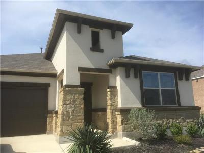 San Marcos Single Family Home For Sale: 241 W Mary Max Cir E