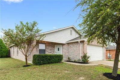 Leander Single Family Home For Sale: 207 Mesa Dr