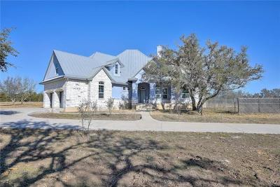 Liberty Hill Single Family Home For Sale: 117 Richland View Rd