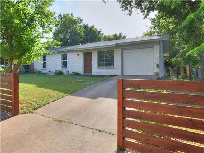 Austin Single Family Home For Sale: 5706 Breezewood Dr