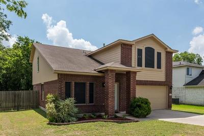 Pflugerville Single Family Home For Sale: 15205 Ora Ln