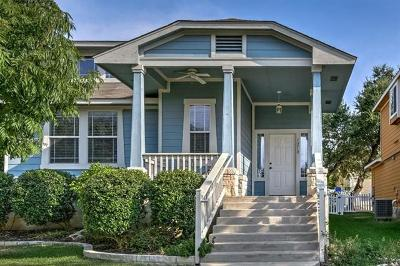 Cedar Park Single Family Home For Sale: 1210 Peyton Pl