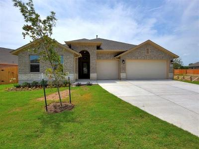 Bastrop Single Family Home For Sale: 121 Edgewater Trl