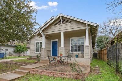 Single Family Home For Sale: 7308 Meador Ave