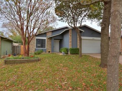 Travis County Single Family Home For Sale: 12819 Covington Trl