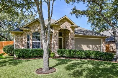 Cedar Park Single Family Home Pending - Taking Backups: 1306 Hunter Ace Way