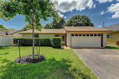Austin Single Family Home For Sale: 2821 Wilcrest Dr