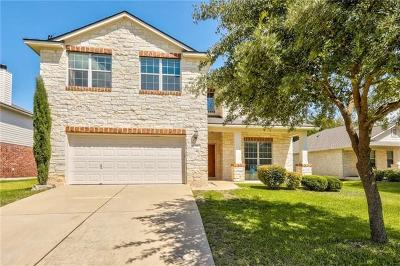 Georgetown Single Family Home For Sale: 7611 Spanish Dove Ct