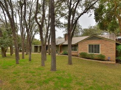 Austin Single Family Home For Sale: 4509 Crestway Dr