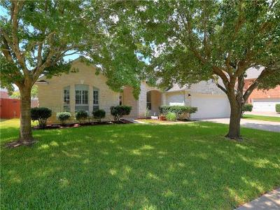 Pflugerville Single Family Home Pending - Taking Backups: 1413 River Birch Way