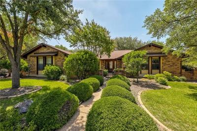 Single Family Home For Sale: 5703 Rising Hills Dr