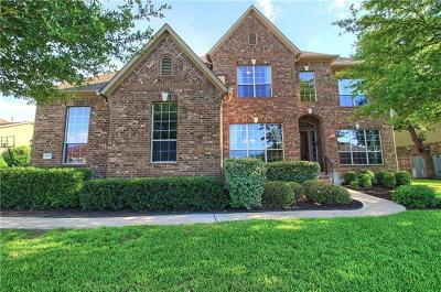 Round Rock TX Single Family Home Coming Soon: $549,000