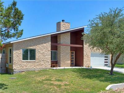 Lago Vista Single Family Home For Sale: 6703 Avenida Ann St