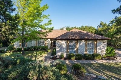 Lago Vista Single Family Home For Sale: 21111 Ridgeview Rd