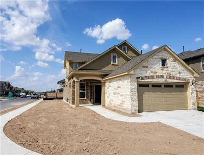Round Rock TX Single Family Home For Sale: $269,990